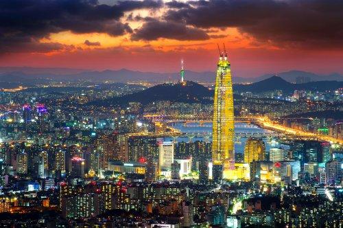 Güney Kore'nin Başkenti Seul Gezi Rehberi