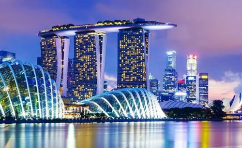 Singapur'un Gezilecek Yerleri