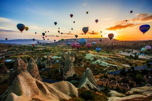 Kapadokya Detaylı Gezi Rehberi