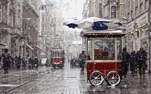Türkiye'de Kışın Tatile Gidilecek En Güzel Yerler