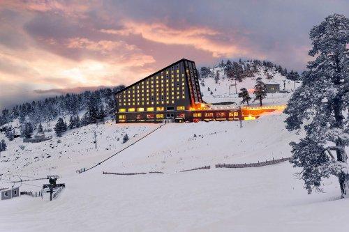 Kartalkaya Kayak Merkezi Gezilecek Yerler